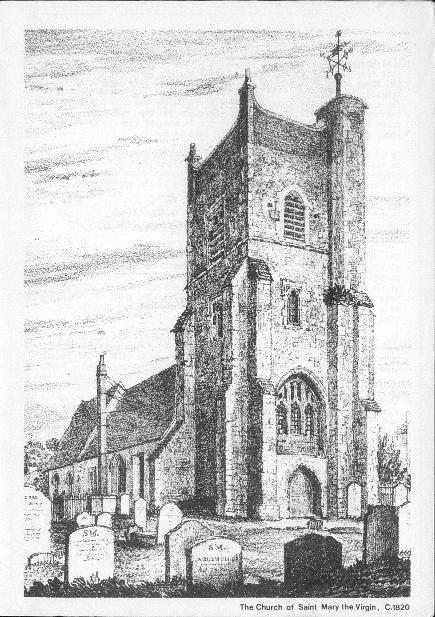 Old St Mary's