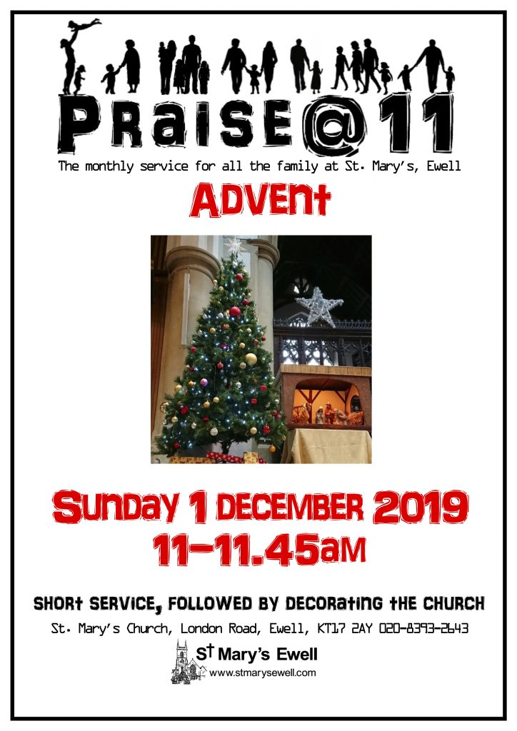 Praise@11 Advent
