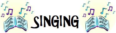 Singing title