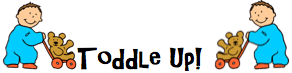 Toddle Up title