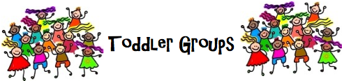 Toddler groups title