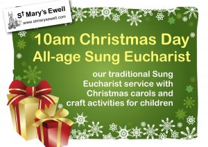 Christmas Day All-Ages Sung Eucharist
