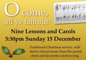 Nine Lessons and Carols