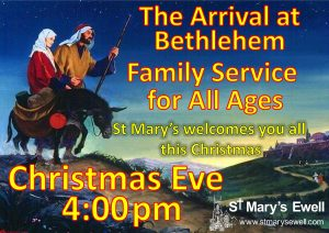 Arrival at Bethlehem Crib Service