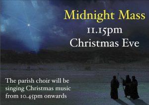 Christmas Eve Midnight Mass Service