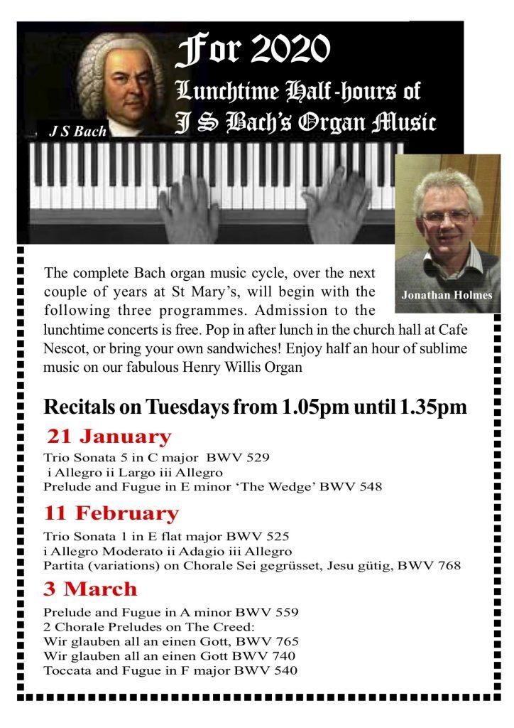 Bach on Tuesdays
