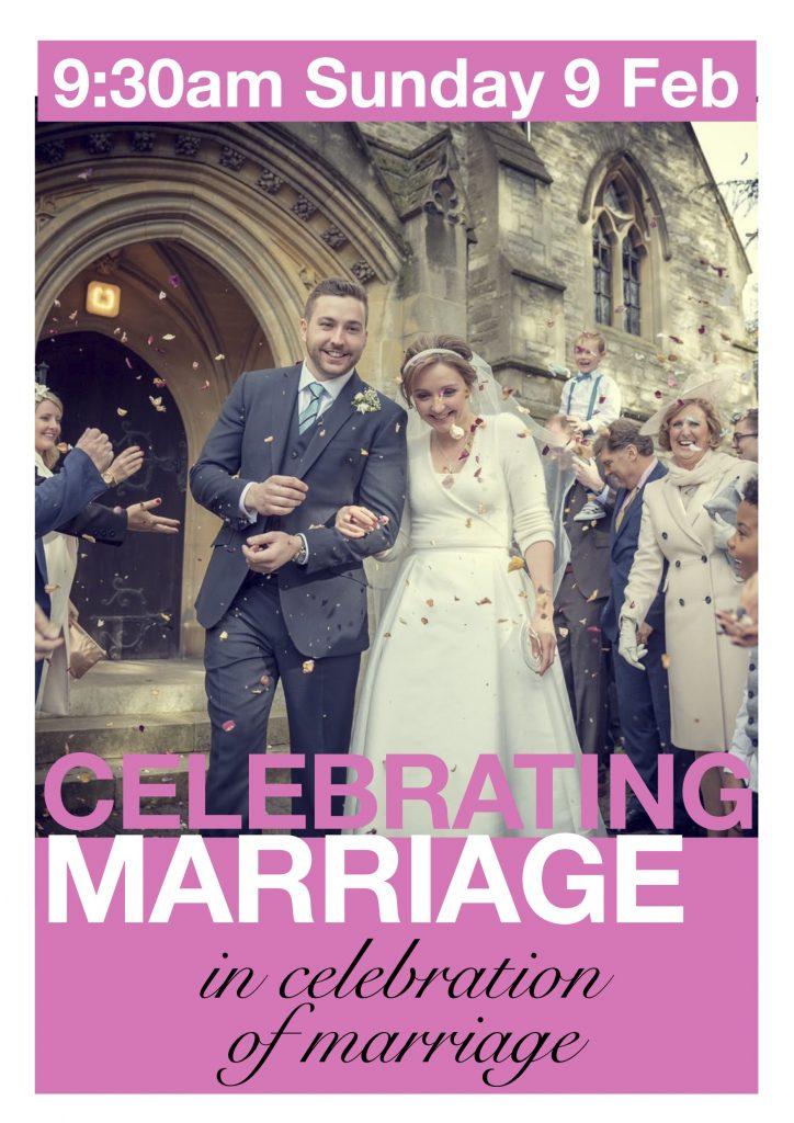 Celebrating Marriage (Sung Eucharist)