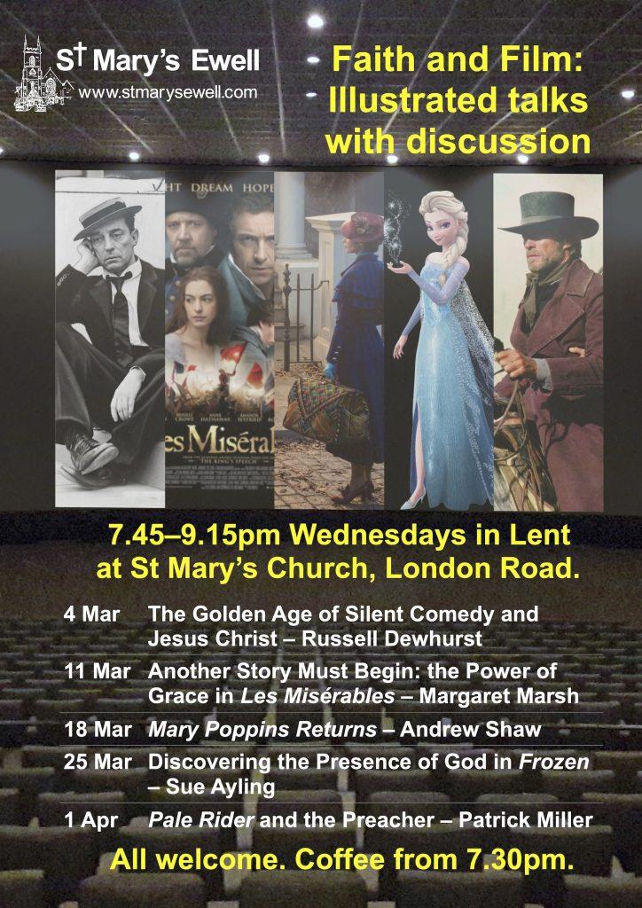 Faith and Film Lent Group
