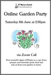 Virtual Garden Party