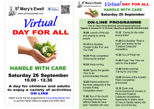A (Virtual) Day For All